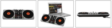 Gemini Introduces FirstMix - USB DJ Controller