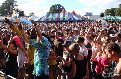Glade Electronic Festival