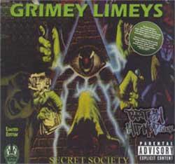 Grimey Limeys - Secret Society CD [Grimey Limeys]