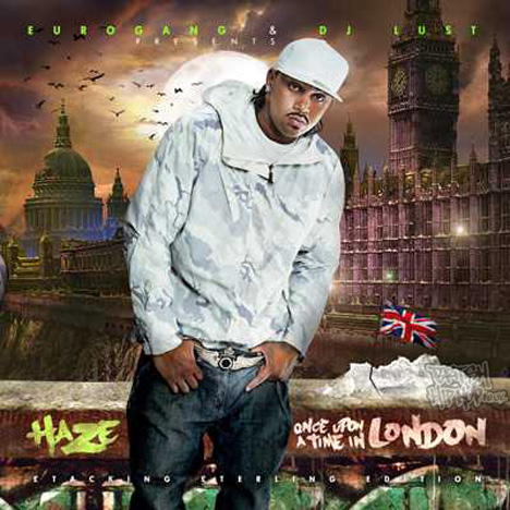 Haze - Once Upon A Time In London CD [Eurogang]