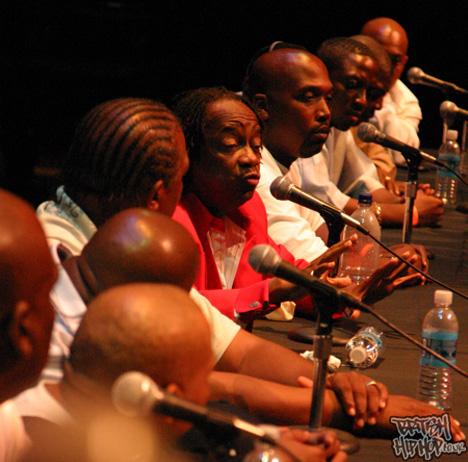 2008 Hip Hop Leaders Panel