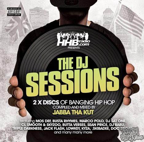 Jabba Tha Cut - The DJ Sessions CD [HHB]
