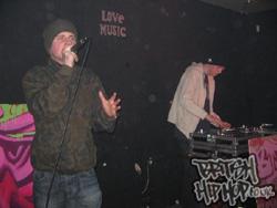 Jack Flash and DJ Logik
