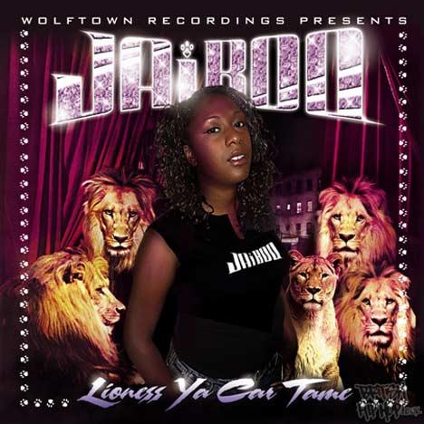 Jai Boo - The Lioness Ya Car Tame CD [Wolftown]