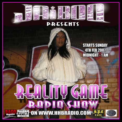 HHB Radio - Reality Game with Jai Boo