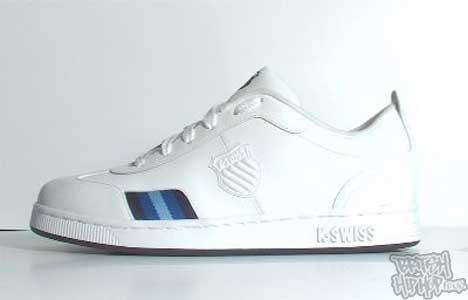 Foot Locker Exclusive launch: The Hanford sneaker from K-Swiss