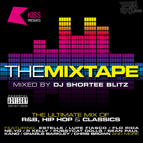 Kiss Presents The Mix Tape CD [Warners]