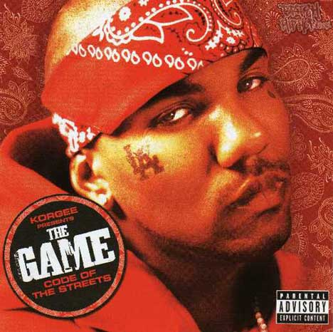 Korgee Presents The Game - Code Of The Streets CD