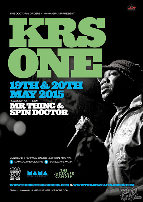 KRS-One At The Doctor's Orders