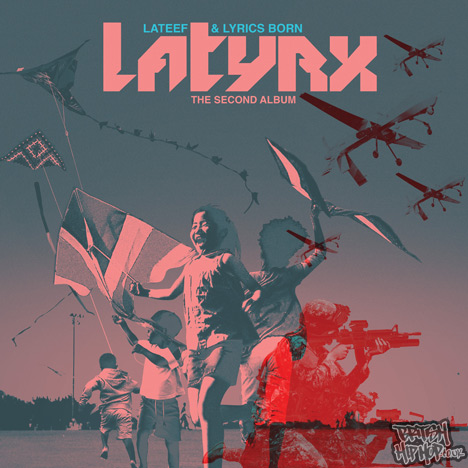 Latryx - The Second Album