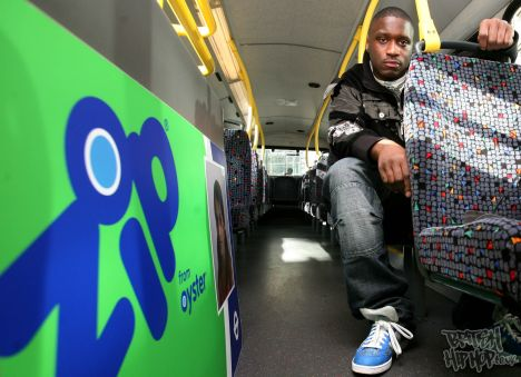 Lethal Bizzle Teams Up With TfL