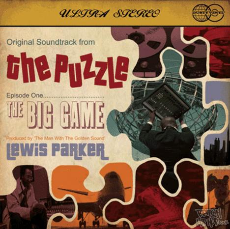 Lewis Parker - The Puzzle: Big Game LP [King Underground / World Of Dusty Vinyl]