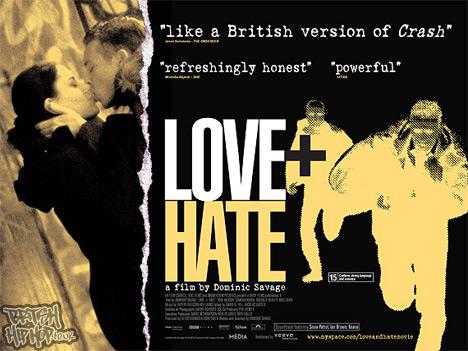 Love + Hate [BBC / Ruby Films]