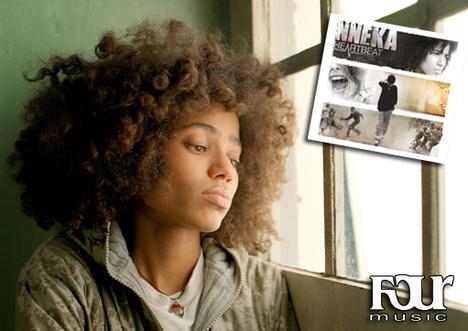 Nneka - Heartbeat CD [Four Music]