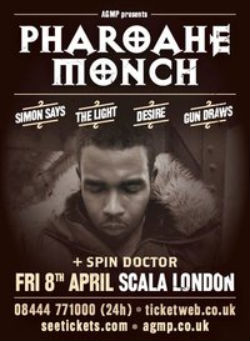 Half Price Pharoahe Monch Tickets At Scala This Friday