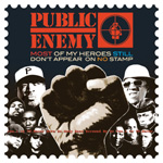 Public Enemy - Most Of My Heroes Don't Appear On No Stamp LP [SPITdigital]
