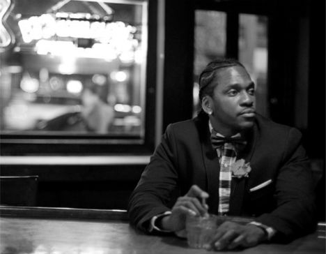 Pusha T Live At The Rhythm Factory - 24th September