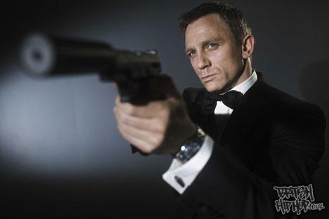 Quantum of Solace - James Bond 007