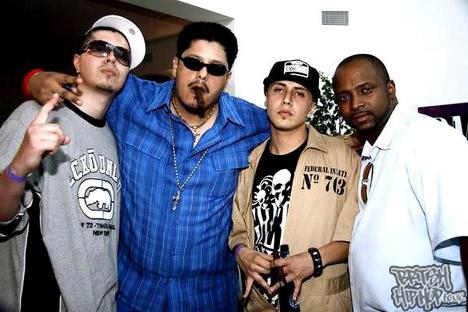 Dragon, DJ Apaza, Geno and Ron