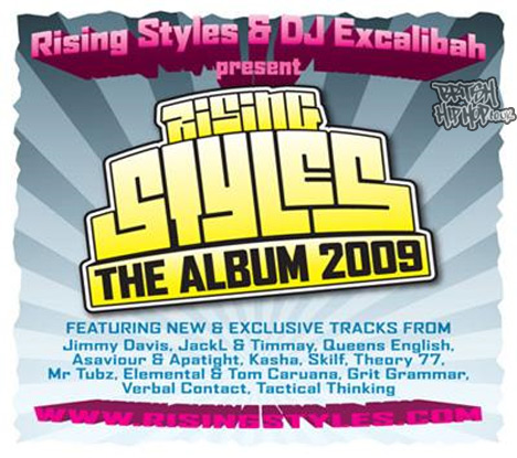 Rising Styles - The Album 2009