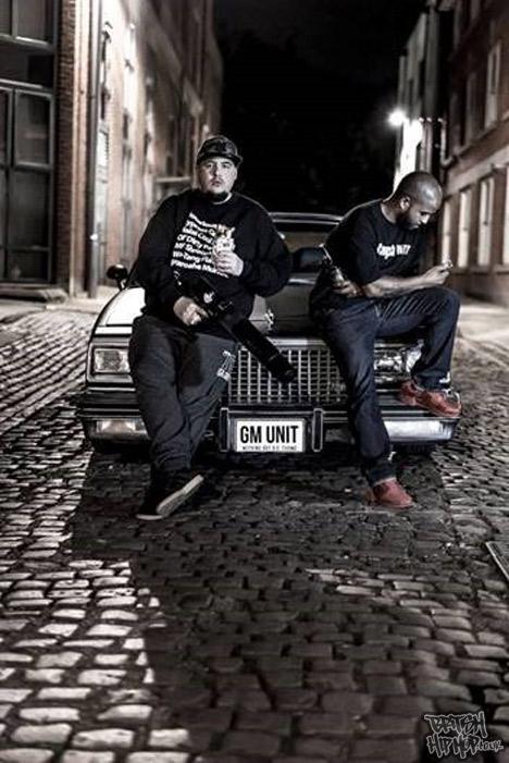 Scorzayzee - Gangsta Wraps (Take The Throne) 12