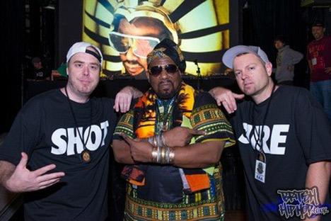 DJ Shadow And Cut Chemist - Renegades Of Rhythm Photo Credit: Joe Conzo