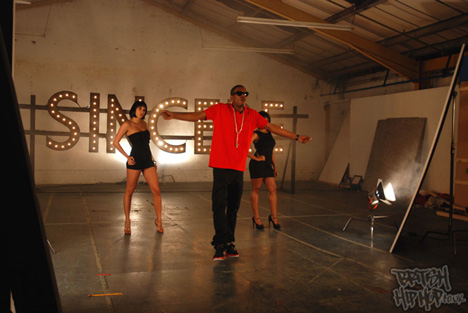 Sincere Video Shoot - Letters