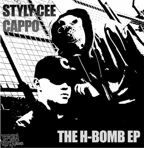 "Styly Cee And Cappo - The H-Bomb EP 12"" [Son]"