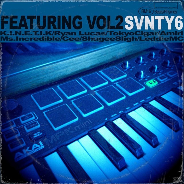 SVNTY6 - Featuring: Vol.2