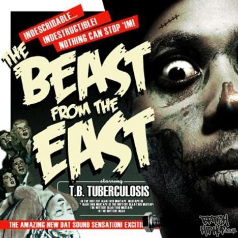 TB - Beast From The East CD [Ottomanelf Music]