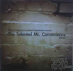The Talented Mr Convenience CD [FYP / SoulGood]