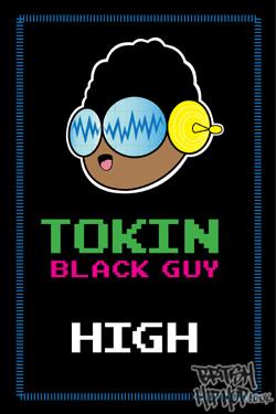 Tokin' Black Guy
