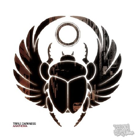 Triple Darkness - Anathema b/w Heresy ft. Kyza CD [Higher Heights Records]