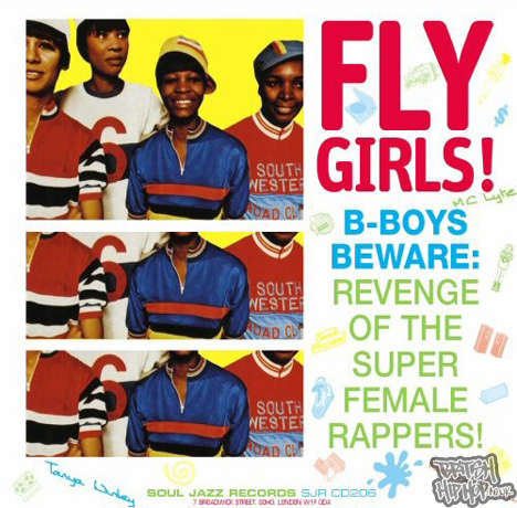 Various - Fly Girls LP / CD [Soul Jazz Records]