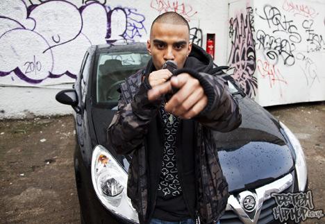 Vauxhall UK Beatbox Championships 2010