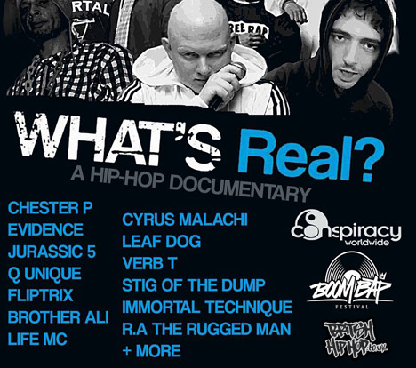 What's Real? A Hip Hop Documentary