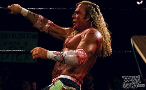 The Wrestler - Micky Rourke