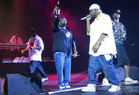 Wu Tang Clan - Hammersmith Apollo 5th July 2007