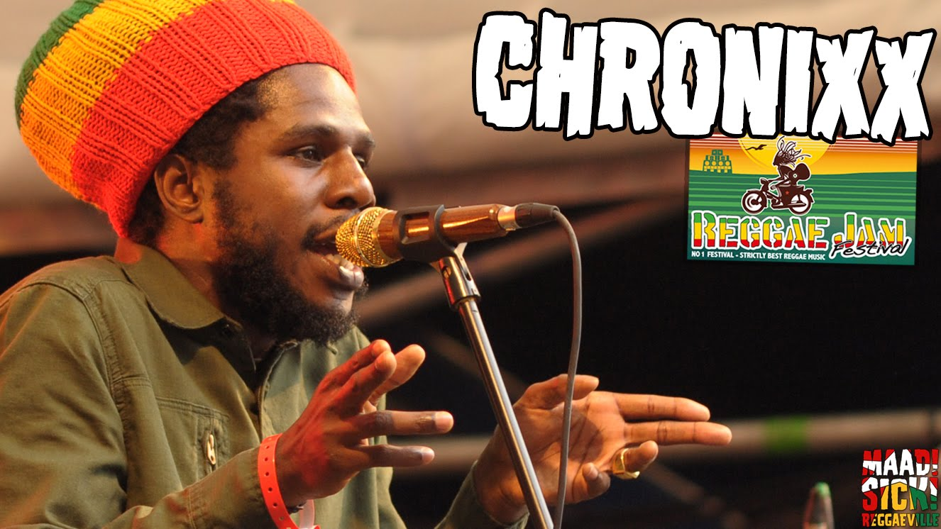 Chronixx rocks the crowd with 'Ain't No Giving In/They Dont