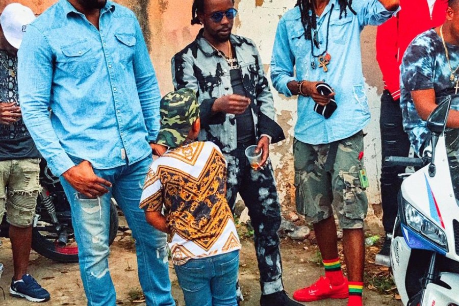 Agent Sasco joins forces with Popcaan for Hope River Remix