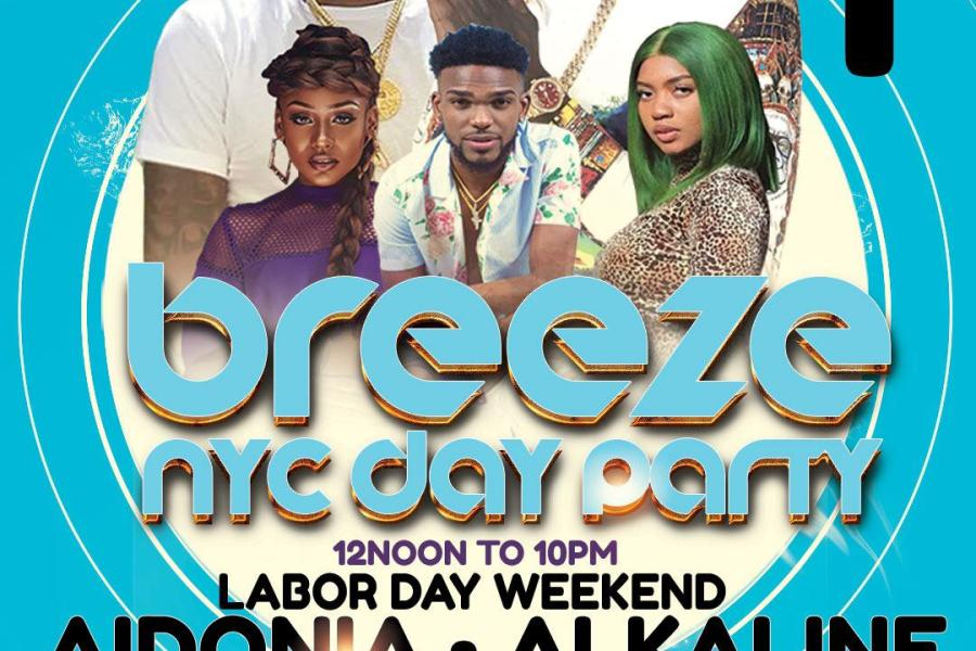 Performing ONE SHOW ONLY Labor Day NYC Alkaline & Aidonia & Many More