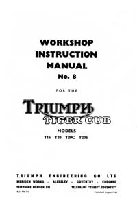 Triumph-Tiger-cub-workshop-manual-No.8