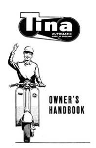 Triumph-Tina-Owners Book