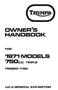 Trident T150 T150V T160