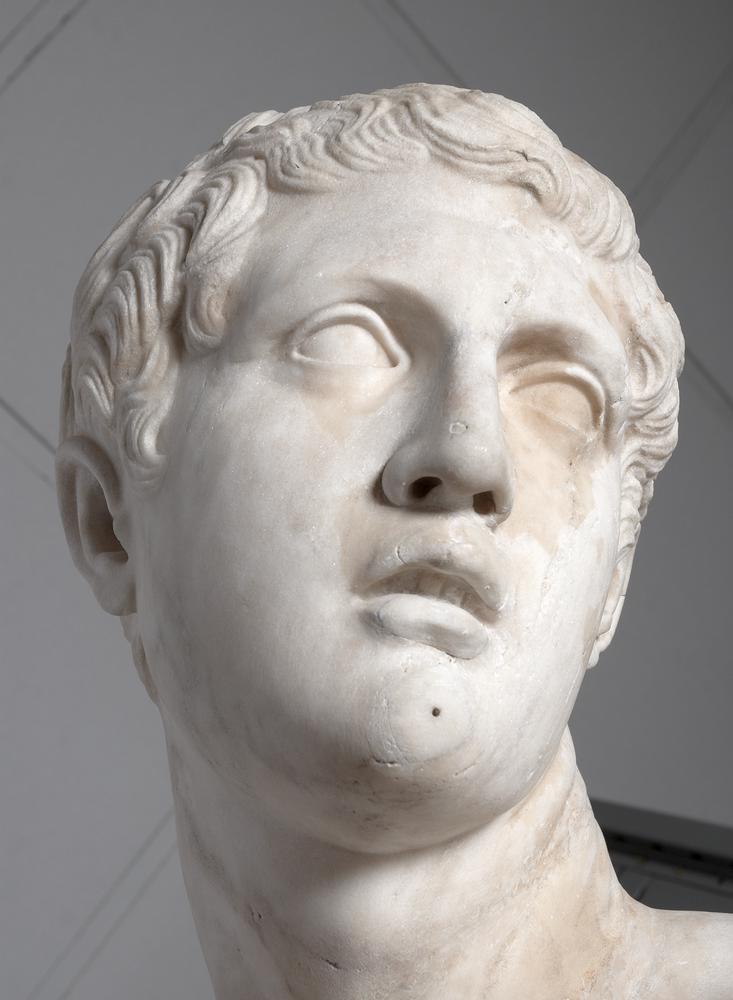 The Discobolus. Courtesy of the British Museum.
