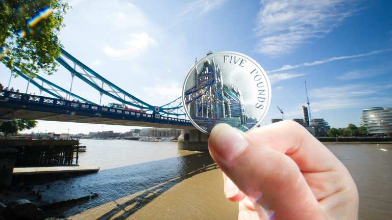 Pop a little piece of London in your pocket