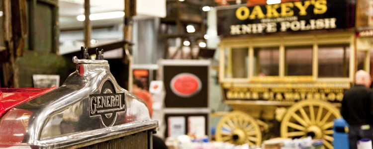 Behind the scenes at Acton Depot