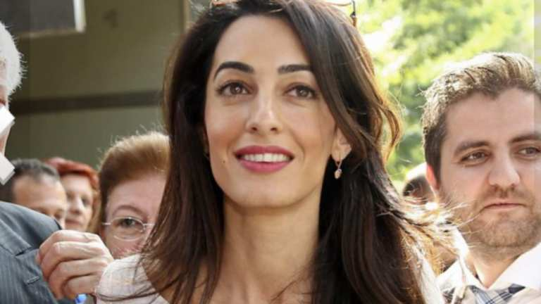 Amal and George Clooney move to the UK
