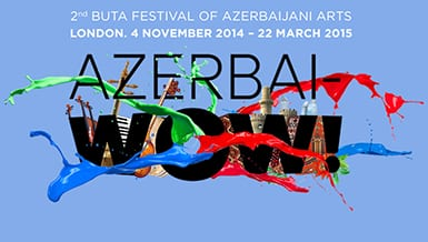 A five month celebration of the arts and culture of Azerbaijan