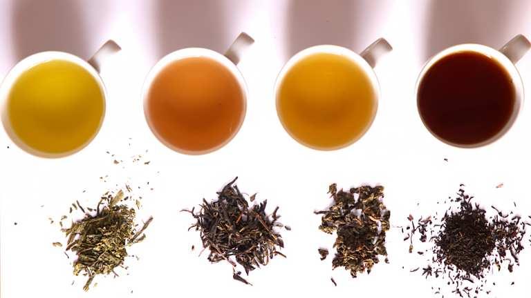 Tea makes the world go round